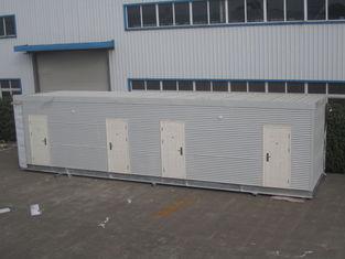 Chine Maisons modulaires préfabriquées économiseuses d'énergie, plans de maison modulaire d'isolation thermique fournisseur