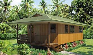 Chine 4bedroom, preuve de cyclone, norme australienne, Australie, l'Europe, png a exporté l'acier léger vue le pavillon en bois de conception fournisseur