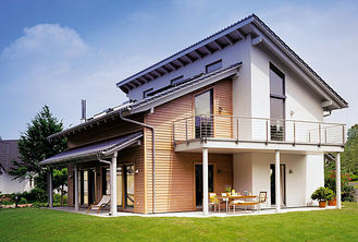 Chine Villa préfabriquée de luxe standard de structure métallique de l'Australie/Chambre modulaire préfabriquée fournisseur