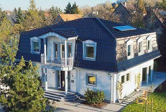Chine Maisons prêtes à l'emploi de structure métallique de villa légère de Chambre/villa préfabriquée pour le bureau fournisseur