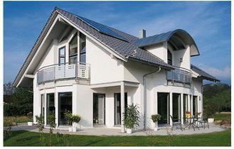 Chine Le cadre en acier léger a préfabriqué la villa/maisons modulaires modernes économiseuses d'énergie fournisseur