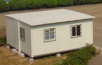 Chine Abri de secours d'Après-Catastrophe pliable préfabriquée/logement portatifs de secours fournisseur