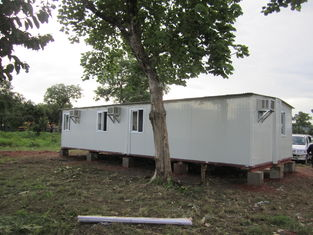 Chine Après le logement de catastrophe/abri portatif de secours pour des abris de famille, abris provisoires fournisseur