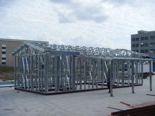 Chine Enroulez la Chambre mobile pliable préfabriquée par résistance/stockage en acier d'entrepôt fournisseur
