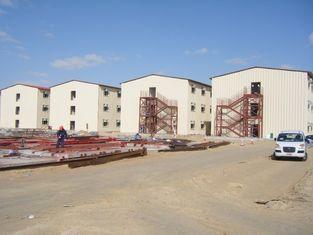 Chine Immeuble préfabriqué, structure métallique, immeubles de bureaux fournisseur