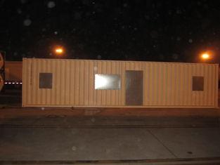 Chine Maisons modulaires modernes d'Après-Catastrophe large, kits en acier légers de maison modulaire fournisseur