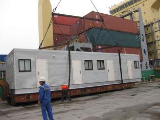 Chine L'architecte a conçu les maisons modulaires/tabernacle modulaire large en acier de lumière fournisseur