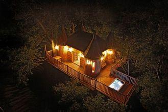 Chine La structure métallique en bois décorent des Chambres, maisons préfabriquées de pavillon fournisseur