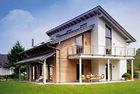 Chine Villa préfabriquée de luxe standard de structure métallique de l'Australie/Chambre modulaire préfabriquée usine