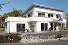 Chine Maisons préfabriquées, haute villa moderne préfabriquée de structure métallique d'isolation usine
