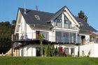 Chine Construction préfabriquée en acier de villa/maisons modulaires de vert avec le matériel d'isolation usine