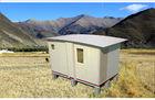 Rapides modulaires d'abri portatif pliable de secours se réunissent/Chambre de catastrophe