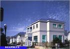 Chine Le style européen a préfabriqué la villa/Chambre en acier légère de haute qualité de renommée usine