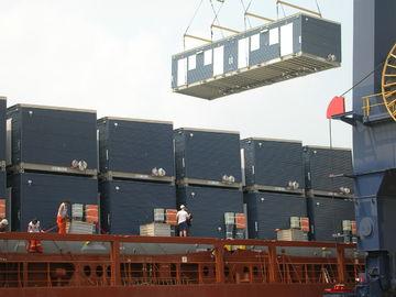 Chine Kits modernes préférés économiques de maisons modulaires avec la surface de finition distributeur