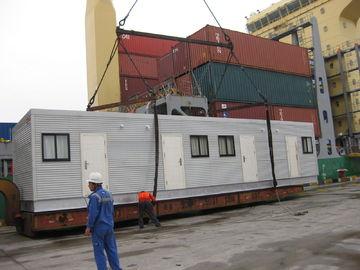 Chine L'architecte a conçu les maisons modulaires/tabernacle modulaire large en acier de lumière distributeur